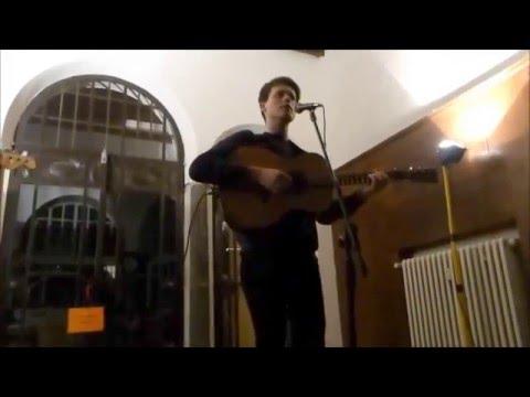 Luke Jackson, Andy Sharps live (Feuerschlösschen, Bad Honnef, 06.12.2015)