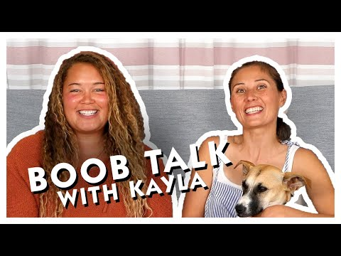 Breast Q&A with my friend Kayla