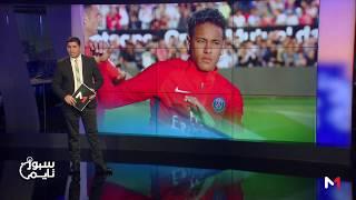 نيمار يعلن عن رغبته في العودة لفريقه السابق برشلونة