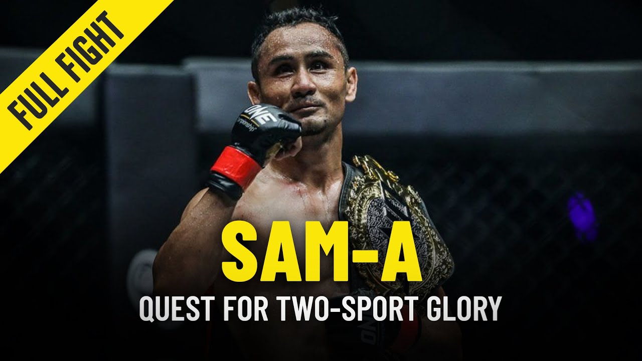 Sam-A's Turning Point | ONE Full Fight & Feature