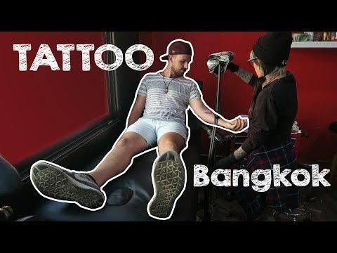 #45 Tattoo in Thailand | Ein Tag vor dem Rückflug | Bangkok