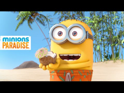 Minions Paradise Party Never Ends Official Tv Commercial Youtube