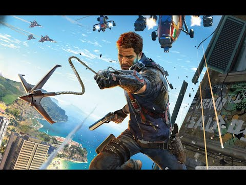 Just Cause 4 - Game play 3. Transporting Goods  