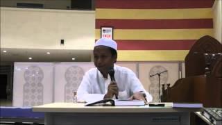 Kuliah Fekah 1 Ustaz Salman Maskuri