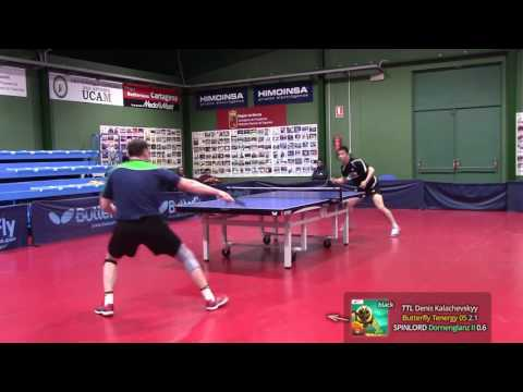 Shi Weidong / Denis Kalachevskyi in Spanish club champs 2017-05