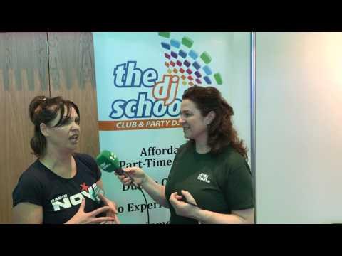 The Radio & DJ Schools at Jobs Expo Dublin