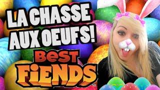SPECIAL PÂQUES - Best fiends Easter Eggs Hunt - Chasse aux oeufs !