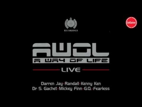 Randall, Mickey Finn, Kenny Ken, Darren J – AWOL: A Way Of Life : Live [1995]