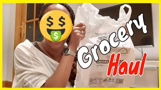 Grocery Shopping Haul (Weekly) in Spain - Small Youtuber