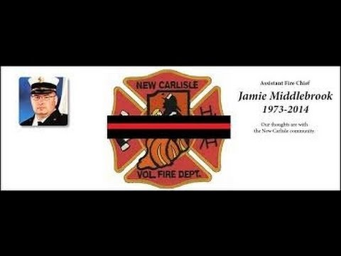 Dedicated to Assistant Fire Chief Jamie Middlebrook who lost his life on the line of duty.