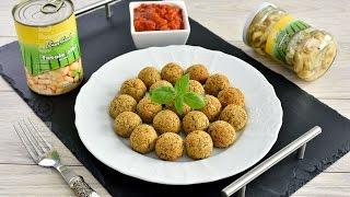 Chiftelute cu fasole si ciuperci (reteta de post) | JamilaCuisine