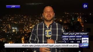آخر المستجدات في فلسطين المحتلة   - 5-4-2020