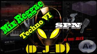 Mix Reggae SPN VI By (D_J_D)