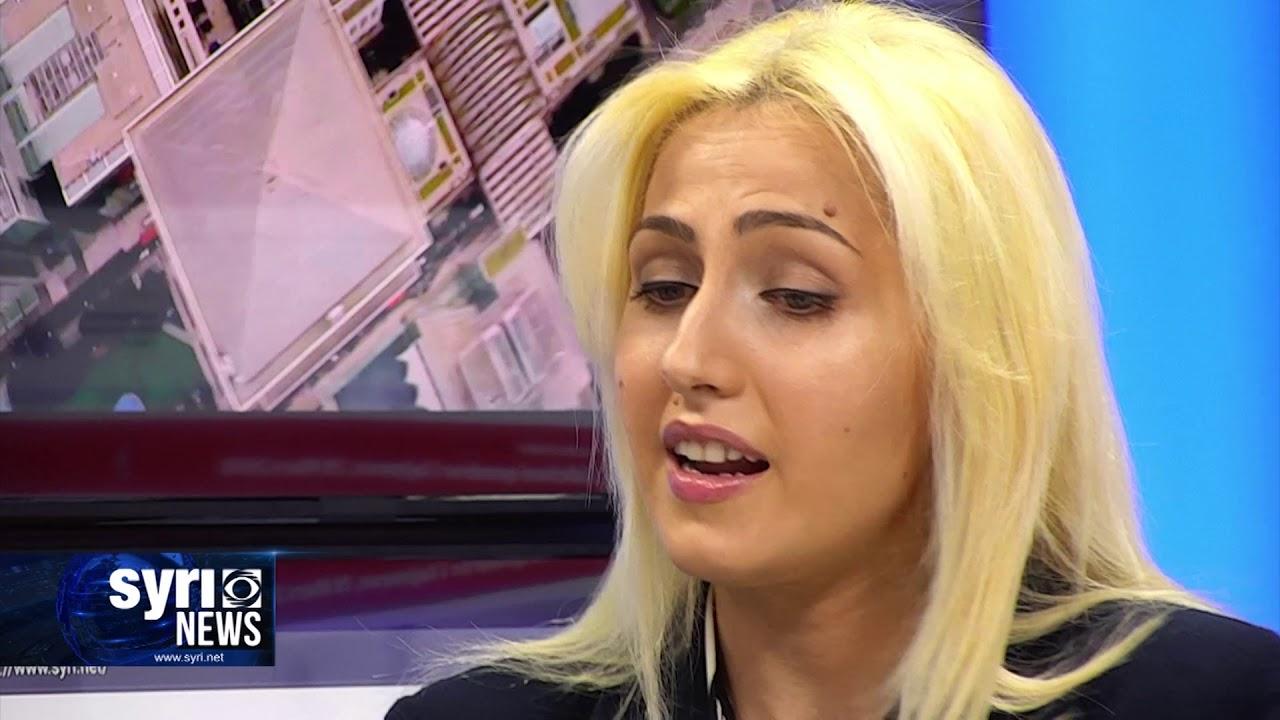 Intervista ne Syri Net e ftuar ne studio Ina Zhupa