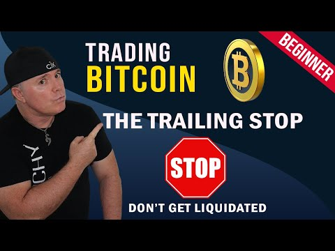 Bitcoin Trading For Beginners - Trailing Stop Loss (live Examples) - Bybit Exchange