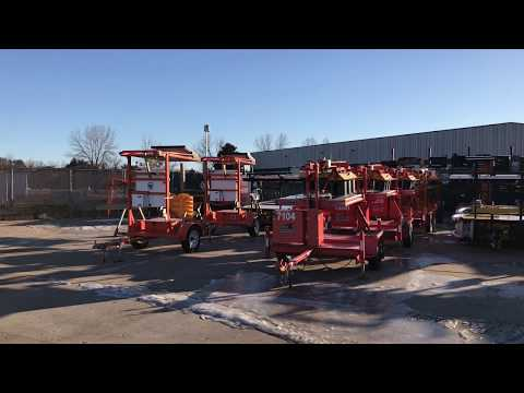Prepping Equipment For 2019 Rental Season