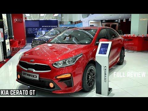 2020 Kia CERATO GT Line India FULL Detailed Review - Latest Features, Premium Interiors, Powerful