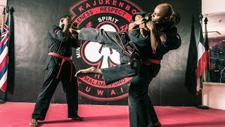 Kajukenbo - Hawaiian Hybrid Martial Art