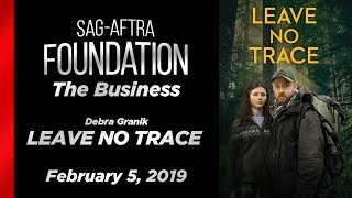 The Business: Q&A with LEAVE NO TRACE