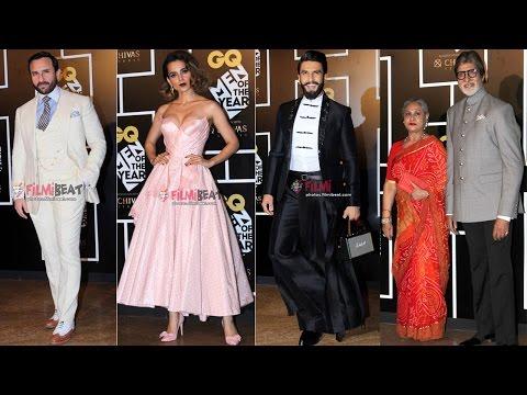 Saif Ali Khan, Ranveer Singh, Kangana glam up GQ men of the year; Watch video