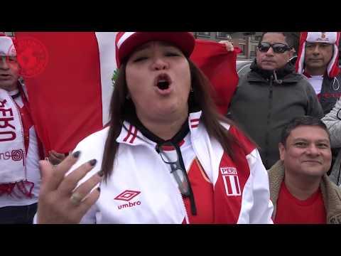 Peru Vs Islandia (New Jersey) PeruanosEnElMundo - EdicionMundialista con Roberto Pazos