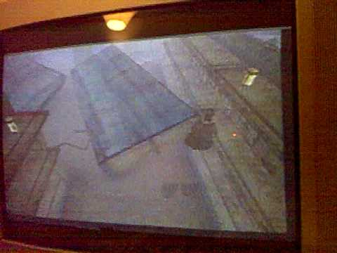 Silent Hill - armed 180 turn glitch (1)