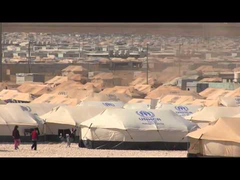 NRC Responding to the Syrian Refugee Crisis