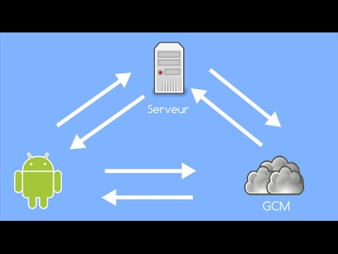Demo - Google Cloud Messaging (GCM) sur Android