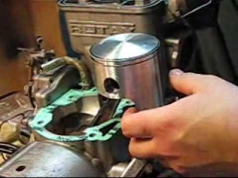 2 stroke Rebuild 670 Rotax