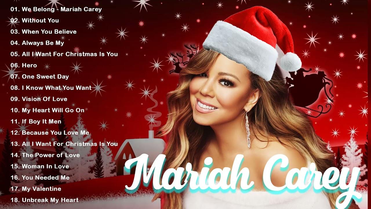 Mariah Carey Greatest Hits Full Album 2021 - Best Songs of Mariah Carey