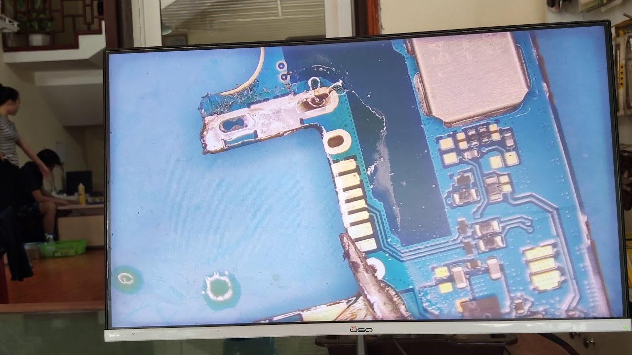 Hướng dẫn thay chân sạc samsung nhất How to replace charging port