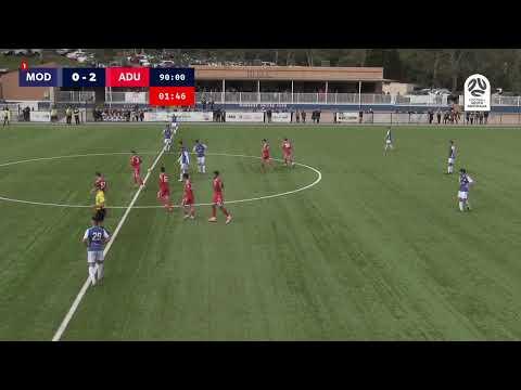 🏆 NPL SA Round 1️⃣4️⃣, 🏟 Modbury Jets Vs Adelaide United FC #NPLSA