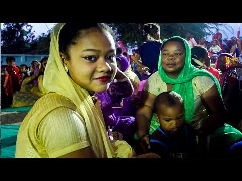 Siddis (African Indian) Wedding Party In Jamnagar and in Talala, Gujarat, India