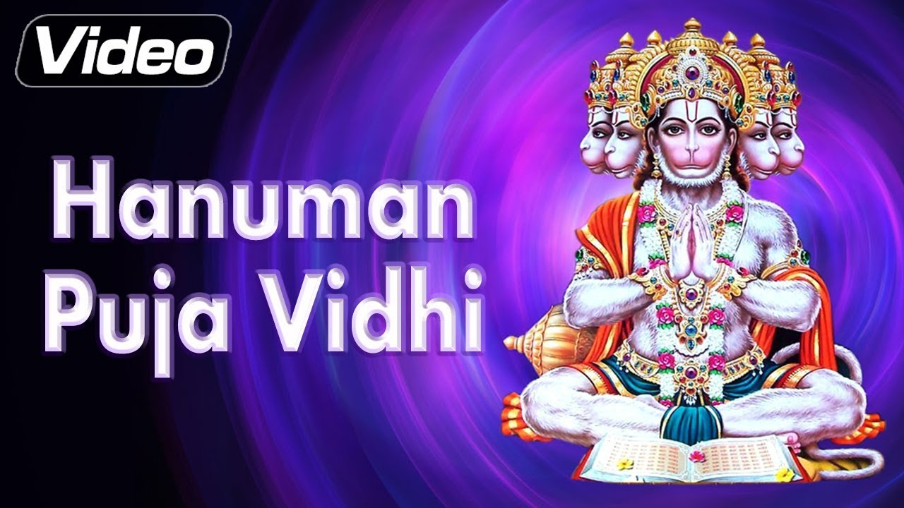 Hanuman Puja at Home - घर पर हनुमान पूजा - Hanuman Jayanti Celebration