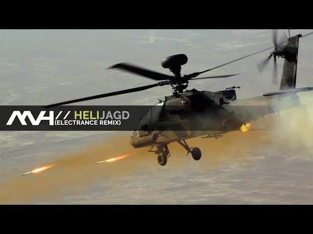  Mitch van Hayden - Heli Jagd (Electrance Remix) [Free Download]