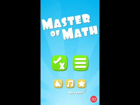 Master of Math - Apps on Google Play