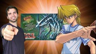 YuGiOh Joey Wheeler's Legendary Deluxe Edition Starter Deck Opening! Classic