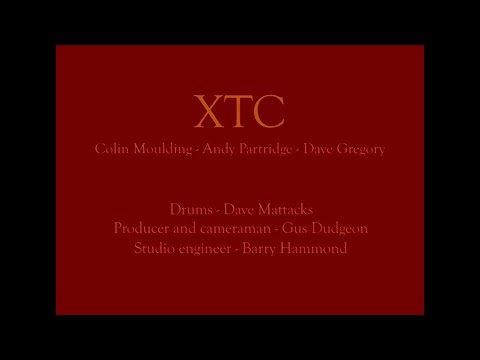 XTC Nonsuch - A Gus Dugeon's Home Movie- Chipping Norton Studios, England,-July-August 1991