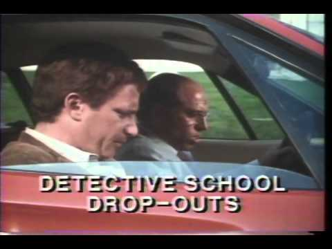 Detective School Dropouts Trailer 1985