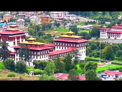 Bhutan King's Palace in Thimpu, Dechencholing Palace Bhutan Maharaja
