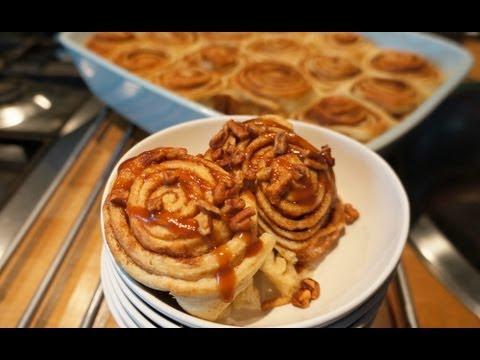 recette-usa-:-brioches-moelleuses-à-la-cannelle-par-hervé-cuisine