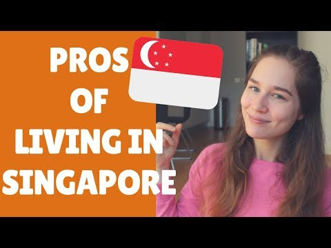 Pros of Living in Singapore: Best Bits!! | KatChats