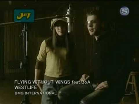 Westlife Feat. BoA - Flying Without Wings (HQ)