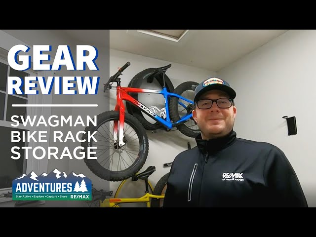Swagman Bike Rack Storage REVIEW