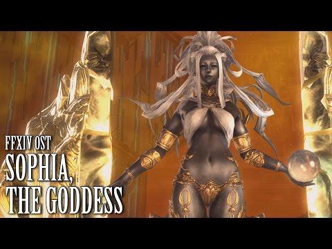 FFXIV OST Sophia The Goddess Theme ( Equilibrium ) + Lyrics