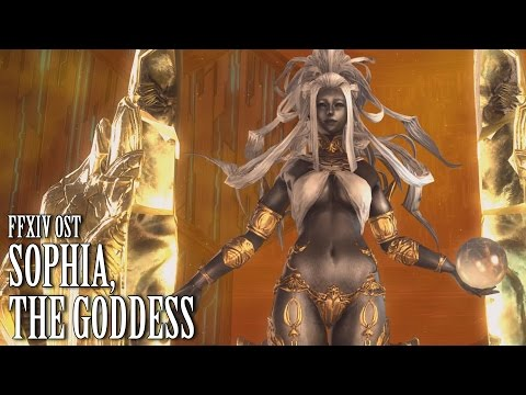FFXIV OST Sophia The Goddess Theme ( Equilibrium ) + Lyrics