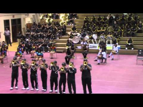 Fairfield Central(Trombones)OW Gym Battle 2016