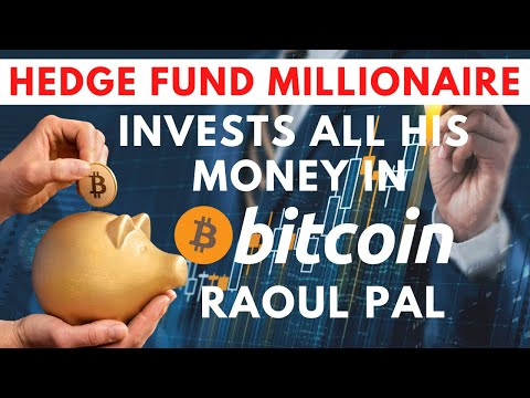 Hedge Fund Millionaire Invests All His Money In Bitcoin | Raoul Pal + Macro Investing Is Dead.