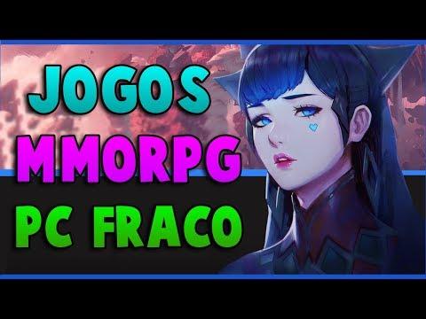 JOGOS MMORPG PARA PC FRACO 2019