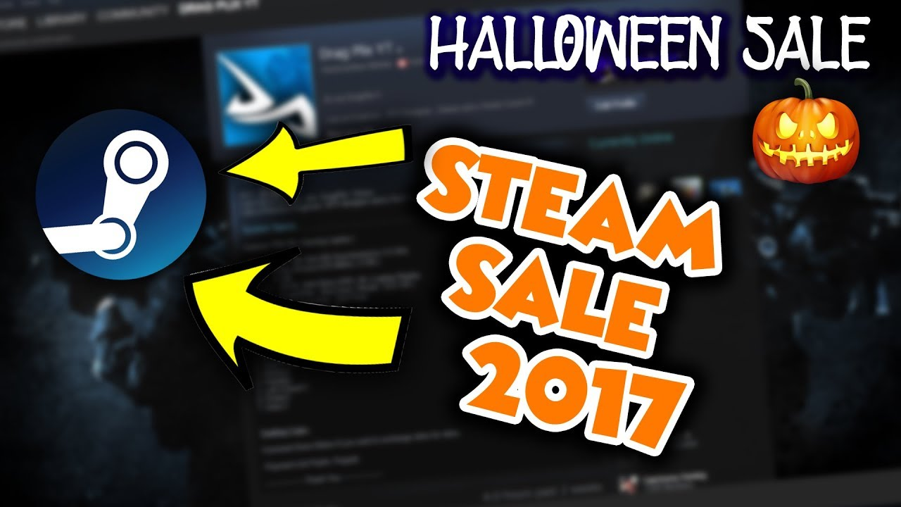 Steam Halloween Sale 2017 | DragPlix